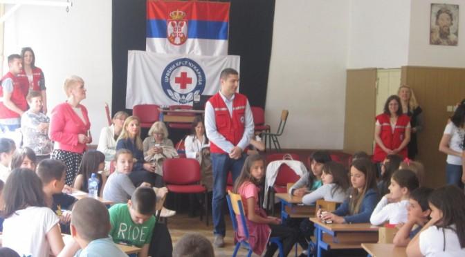 """Полуфинале квиза """"Шта знаш о Црвеном крсту"""""""