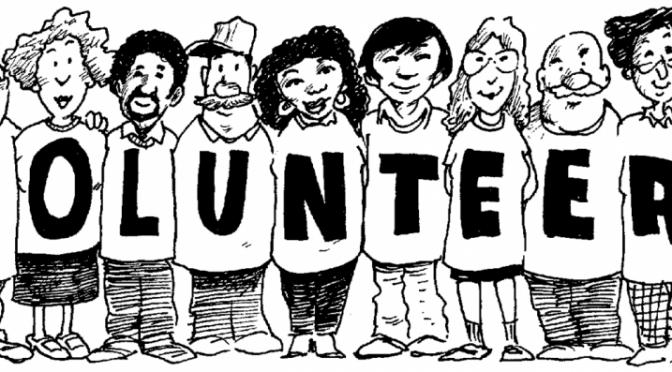 Глобални аплауз – пружите волонтеру руку