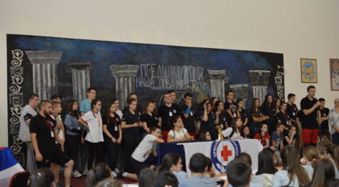 Општинско такмичење екипа прве помоћи